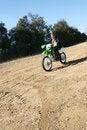 Free Businessman On Dirt Bike Stock Image - 1678591