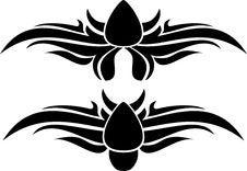 Free Scroll Design Stock Image - 1670031