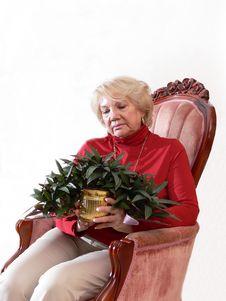 Senior Citizen Royalty Free Stock Photos