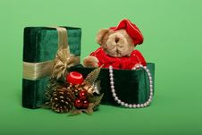 Free Christmas Presents Royalty Free Stock Images - 1670819