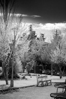 Infrared Scene Stock Photos