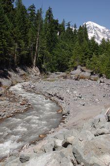 Free Kautz Creek Stock Photos - 1670903