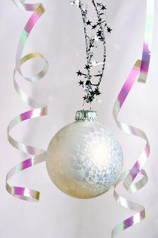 Free White Ornament Stock Photos - 1671583