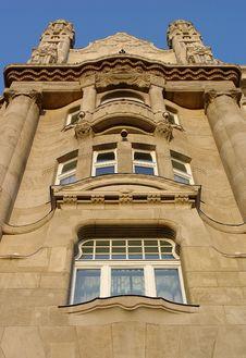 Free Gresham Palace Stock Photos - 1672133