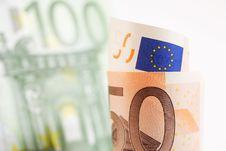 Free Euro Royalty Free Stock Photography - 1672657