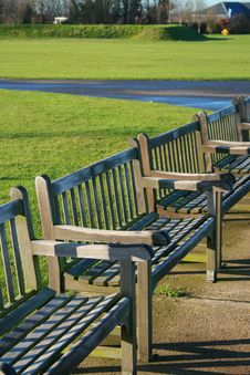 Free Park Benches Stock Photos - 1672923