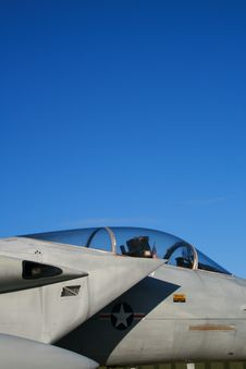 Free F-15 Eagle Fighter Stock Photography - 1673112
