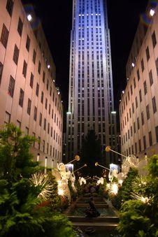 Free Rockefeller Center, New York City Stock Photos - 1673253