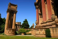 Free Palace Of Fine Arts, San Francisco Royalty Free Stock Images - 1673279