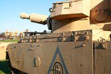 Free Centurion Tank Stock Photo - 1673310