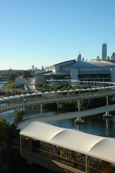 Free Gold Coast Convention Center Royalty Free Stock Images - 1674219