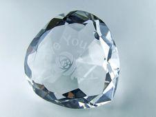 Free Diamond Love Royalty Free Stock Image - 1676106