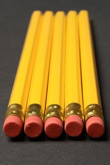 Free Pencils Stock Images - 1676354