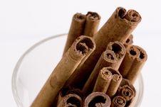 Free Cinnamon Sticks. Stock Photos - 1676523