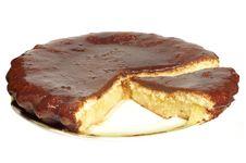 Free Chocolate Pie Royalty Free Stock Photo - 1677635