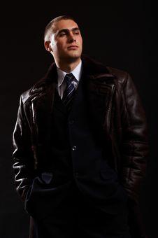 Free Businessman Portrait Stock Photo - 1677690