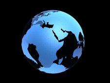 Free Globe Stock Images - 1677854
