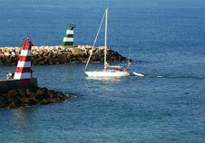 Free Sailing Royalty Free Stock Photo - 1678005