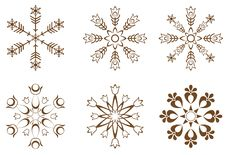 Free Snowflakes Stock Images - 1678764