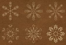 Free Snowflakes Stock Image - 1678861