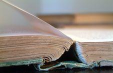 Free Open Book Stock Photos - 1678923