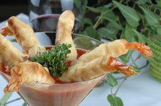 Free Shrimp Turbinado Stock Photos - 1679563