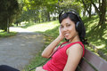 Free Woman Listening To Music Royalty Free Stock Photo - 16701585