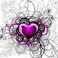 Free Pink Heart Royalty Free Stock Photography - 16702377