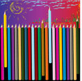 Free Crayons Royalty Free Stock Photography - 16702577
