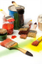 Free Brushes And Paints Royalty Free Stock Images - 16704529