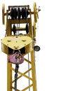 Free Hook   Elevating Crane Royalty Free Stock Photography - 16705617