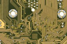 Free Motherboard Detail Stock Photo - 16700270