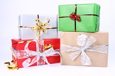 Free Gifts Stock Photo - 16701140
