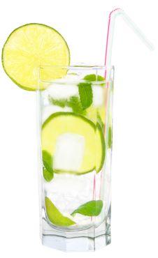 Free Water Glass. Stock Photo - 16701360
