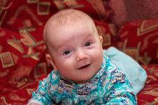 Free Baby Smile Royalty Free Stock Photo - 16701455