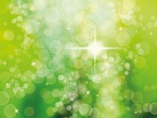Free Rain Forest Bokeh Royalty Free Stock Image - 16702536
