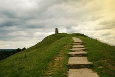 Free Glastonbury - Tor, England, United Kingdom Stock Photo - 16702650