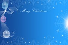 Abstract Christmas Light Background Stock Images