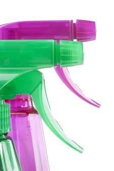 Free Plastic Spray Stock Photos - 16703133