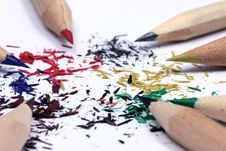 Free Sharp Pencil Royalty Free Stock Image - 16703176
