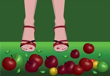 Free Foot Royalty Free Stock Image - 16703956