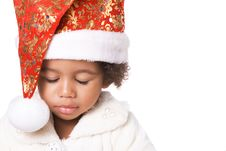 Free Christmas Dreaming Royalty Free Stock Photography - 16704097