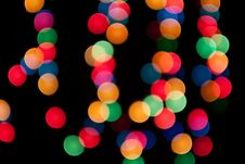 Abstract Bokeh. Royalty Free Stock Photography