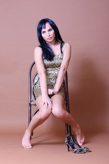 Free Fashion Model Royalty Free Stock Photography - 16705087