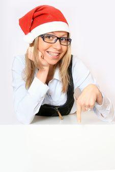 Free Female Santa Stock Photo - 16706670