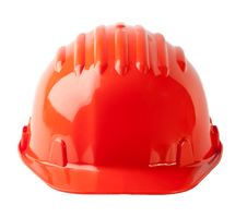 Free Orange Hard Hat Stock Photo - 16706980