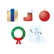 Free Christmas Clipart Stock Images - 16706984