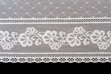 Free Decorative White Lace Stock Images - 16707364