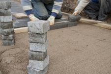 Free Bricklayer Stock Photos - 16707593