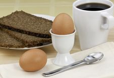 Free Eggs For Breakfast Stock Images - 16708294